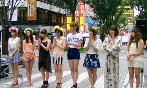 新宿美少女コンテスト決勝