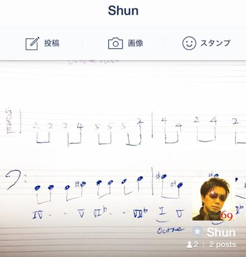 shun_line@アカウント