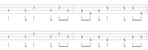 Nirvana---'Lounge-Act'_basstab譜6