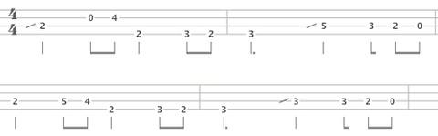 Nirvana---'Lounge-Act'_basstab譜