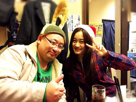 祭文監督_竹川さんchristmas2014