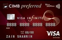 Preferred Visa Infinite