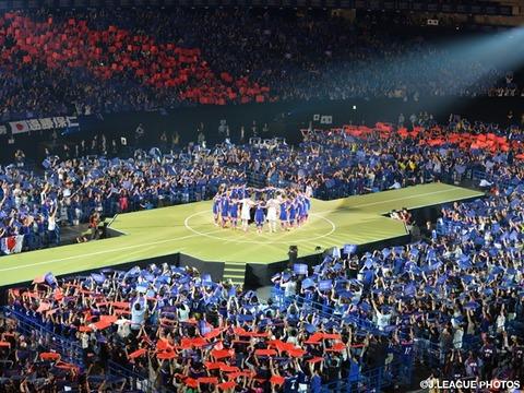 日本代表壮行会