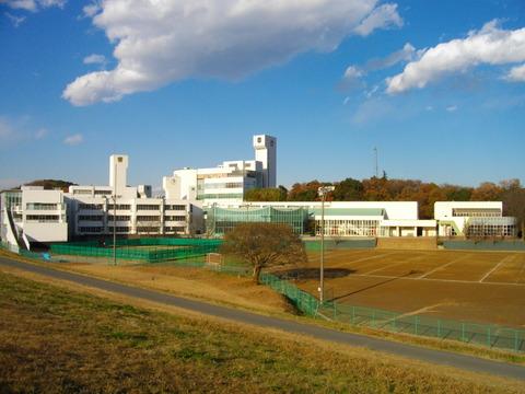 江戸川学園取手高校