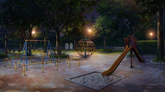 【怖すぎ】公園で遊んでいた中学生、とんでもない物に追いかけられる