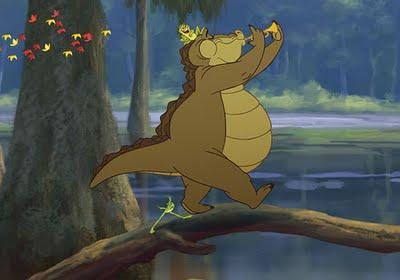 disney princess frogs alligator 2