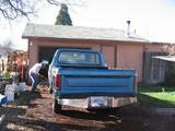 randy wash car