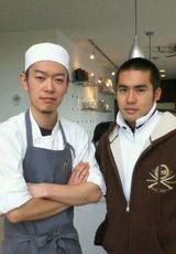 with Akira Chef