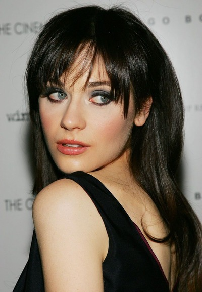 Zooey Claire Deschanel (2)