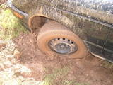 stuck in a mud #1