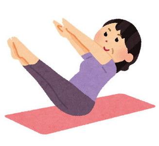 ダイエット体操