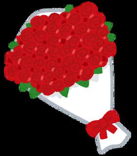 flower_hanataba_bara_red