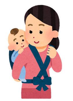 baby_onbuhimo_woman