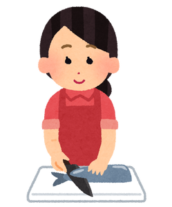 cooking_sakana_woman