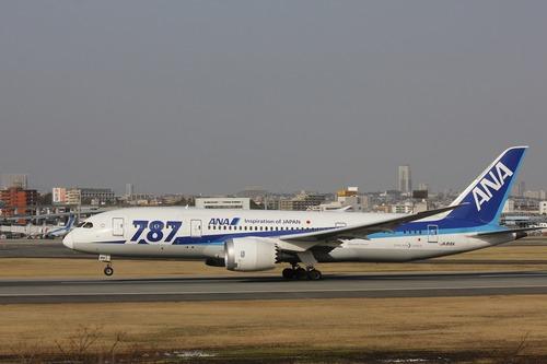 飛行機23