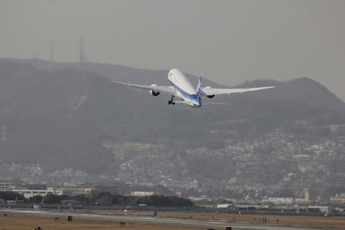 飛行機21