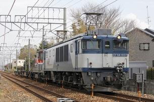 9863レ EF64