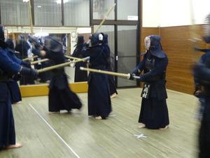 新宿高校OB稽古会