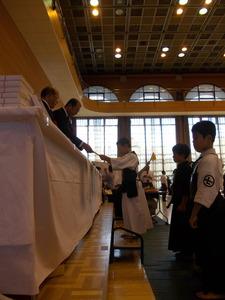 新宿区民剣道大会