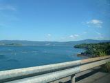 海from桜島