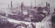 産業革命の街・マンチェスター