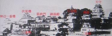 幕末の福山城