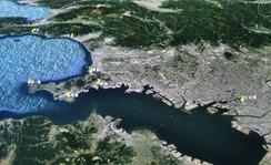 東伊豆-三浦半島-日本橋