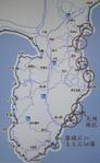 伊豆半島の江戸城築城石の主な石切場