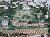 福山城(天守閣はRC造で再建)