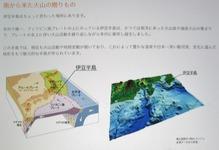 伊豆半島の地質学的特徴