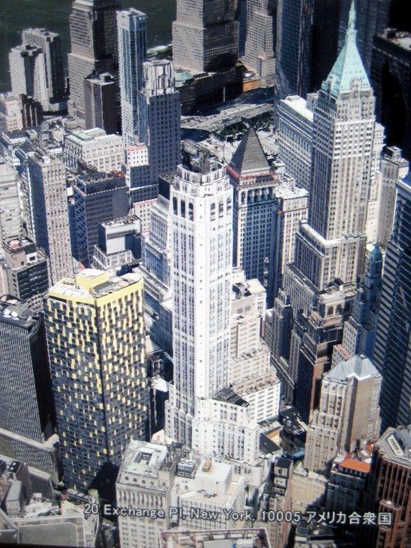 シカゴ・トリビューン・タワー設計競技(1922年)以降の アメリカ超高層 ...