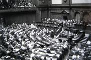 1928年のドイツ国会議場