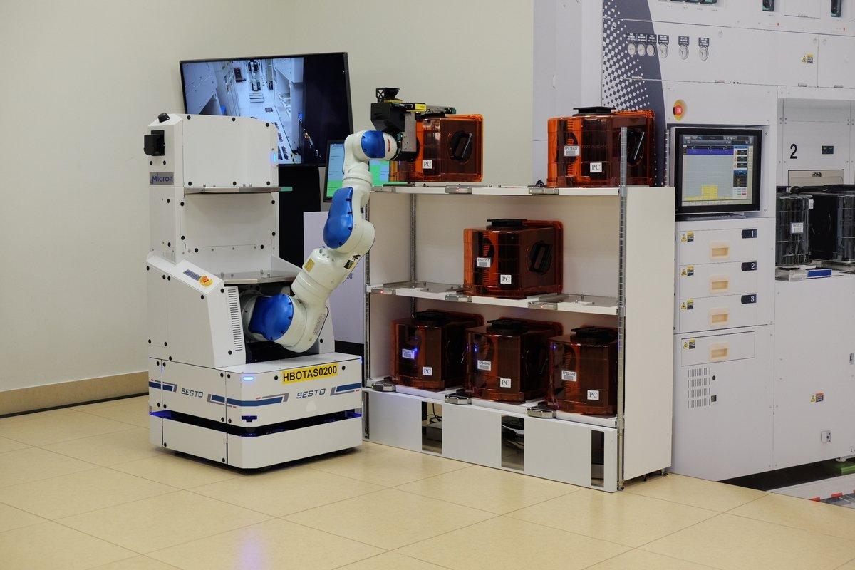 メモリ不況でも強気なMicron、200層3D NANDも視野に : SIerブログ