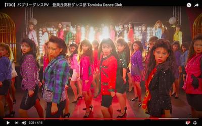 ことしの動画ランキング1位に 大阪の高校ダンス部