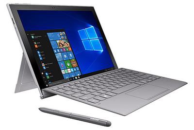 Samsung、Snapdragon 850搭載の12型Windows 10 2in1「Galaxy Book2」
