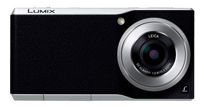 パナソニック、デジカメ×スマホの「LUMIX CM1」を3月発売、2000台限定