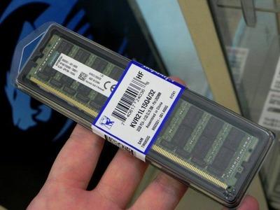 1枚で32GBの最大容量を実現したDDR4メモリーが登場