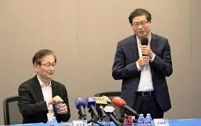 台湾エイスース、沈CEOが退任へ スマホ苦境で経営体制刷新