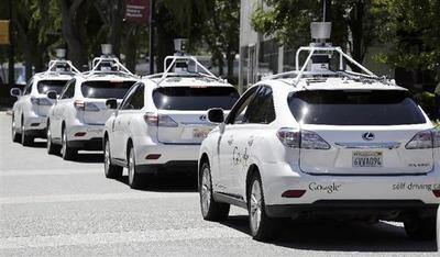 グーグル自動運転車に「事故隠蔽疑惑」…ぐらり揺らぐ信頼性