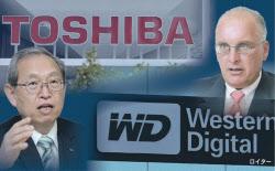 WD、東芝の半導体投資差し止め提訴 売却けん制か 国際仲裁裁に