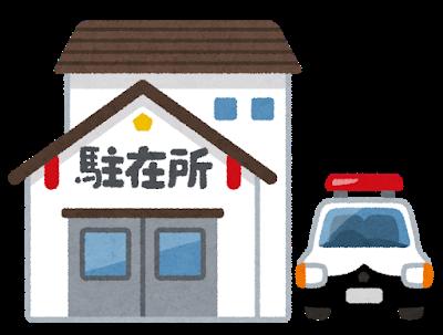 police_chuuzaisyo