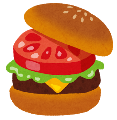 food_hamburger_cheese