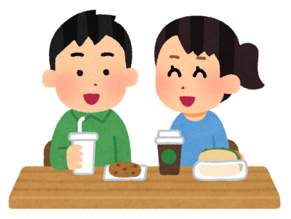 cafe_conbini_counter_eat-in_couple