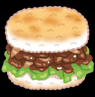food_rice_burger