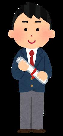 sotsugyou_school_blazer_man