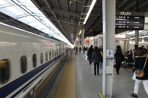 bullet-train-2692859_1920