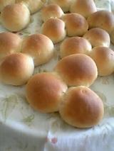 3つ子パン