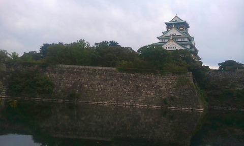 大阪城20121014