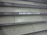 四条駅 世界最長の階段は11674段