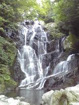 シーデスタより白糸の滝1